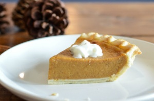 How to make a pumpkin pie without evaporated milk.